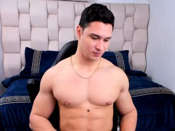 [04-06-20] alan_vidal record private show video from Chaturbate.com
