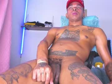 [08-07-21] latin_black_cock show with cum from Chaturbate